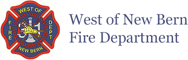 West of New Bern Vol Fire Dept Logo